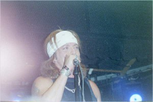 Bret Michaels Billboard Live, August 1997